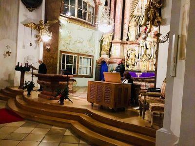 Magische Weihnacht in Wien  mit Adi Hirschal und Arno Argos Raunig