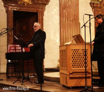 Arno Argos Raunig Theodore Coresi 15.04.16 Konzert