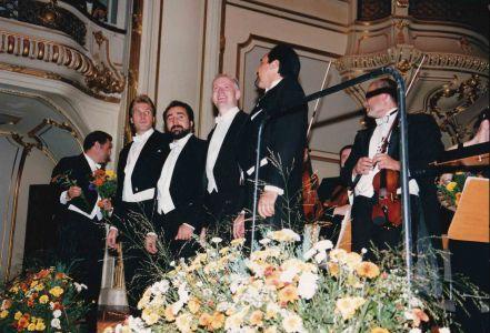 Laeszhalle Hamburg mit Arno Argos Raunig