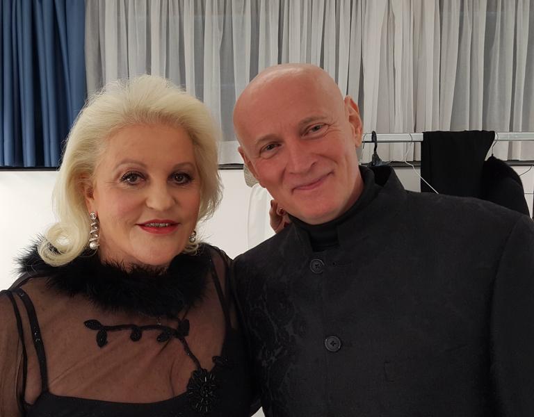 Arno Argos Raunig & Marika Lichter