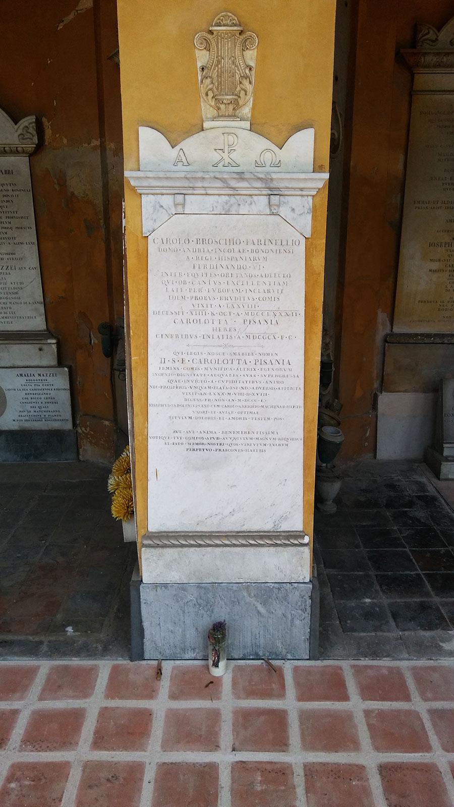 Farinelli Arno Argos Raunig