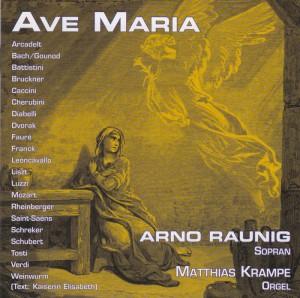 AVE MARIA 22. Arno Raunig