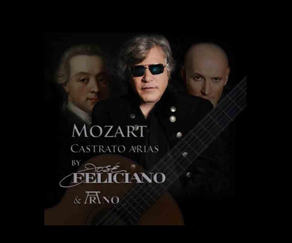 Mozart CD mit José Feliciano - First Pressing - Coming Soon