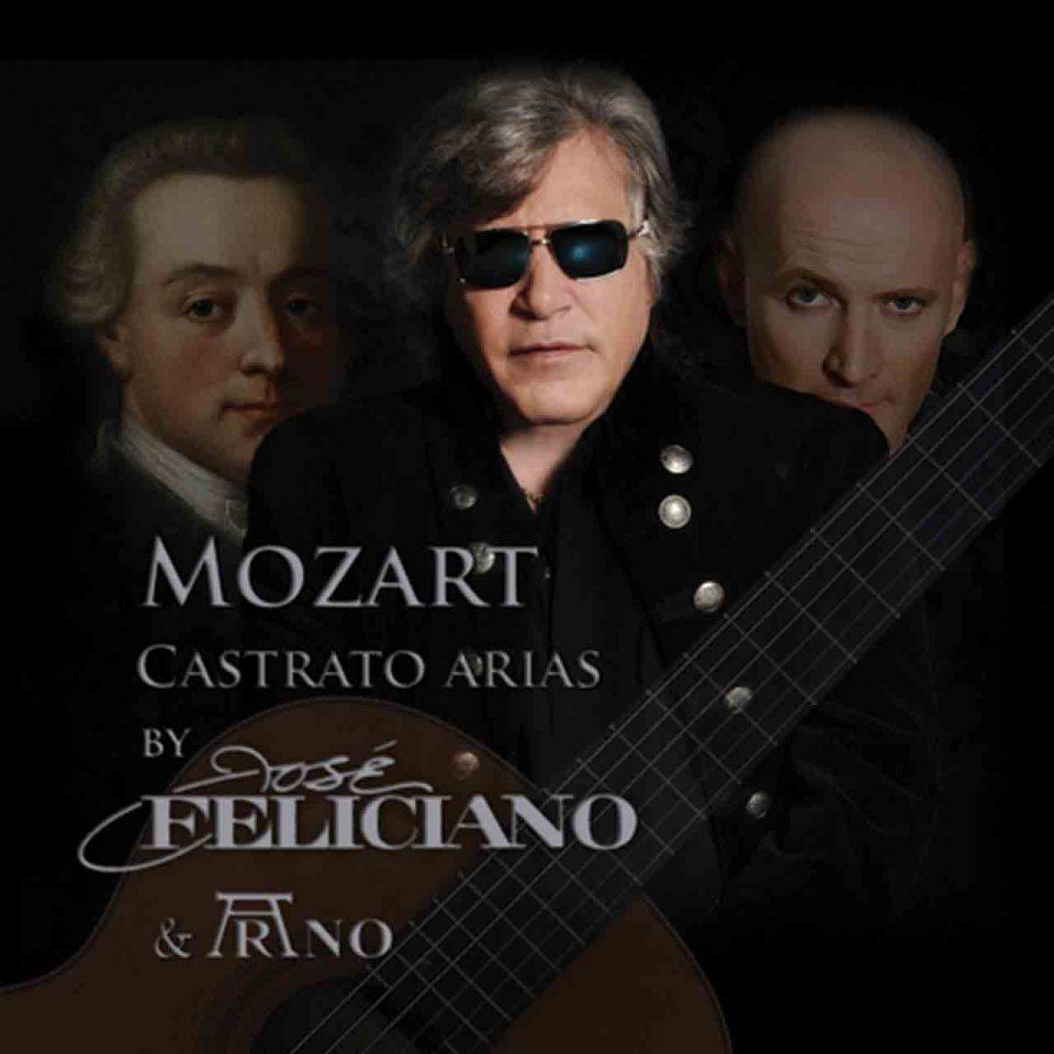 Arno Argos Raunig & José Feliciano. Mozart Castrato arias