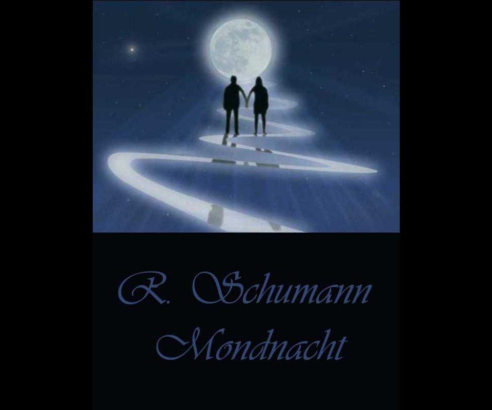 Schumann: Mondnacht - Arno Argos Raunig, male-soprano