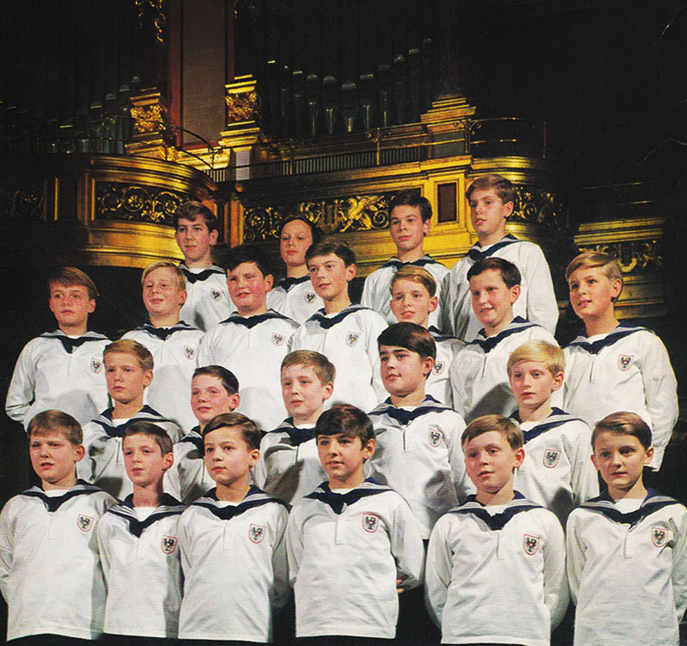 Vienna Choir Boys Arno Argos Raunig