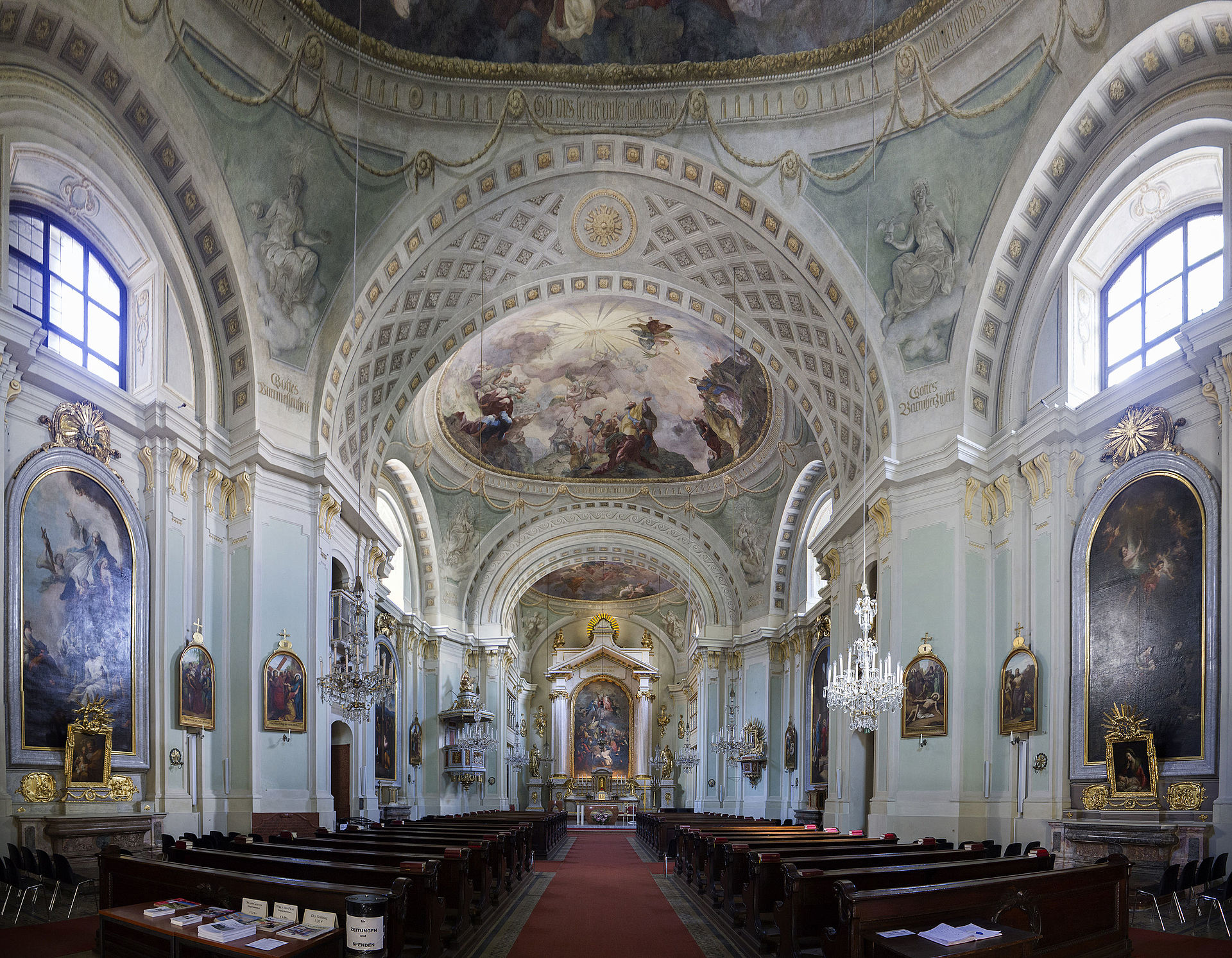 Schubertkirche Lichtental