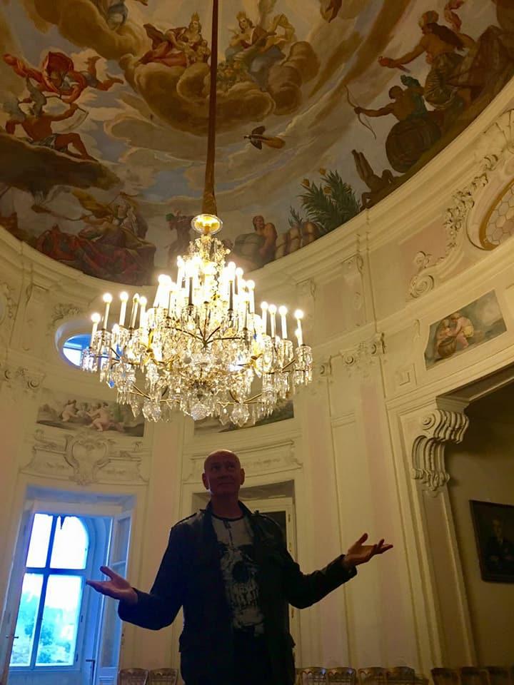 Arno Argos Raunig Wiener Sängerknaben im Augartenpalais