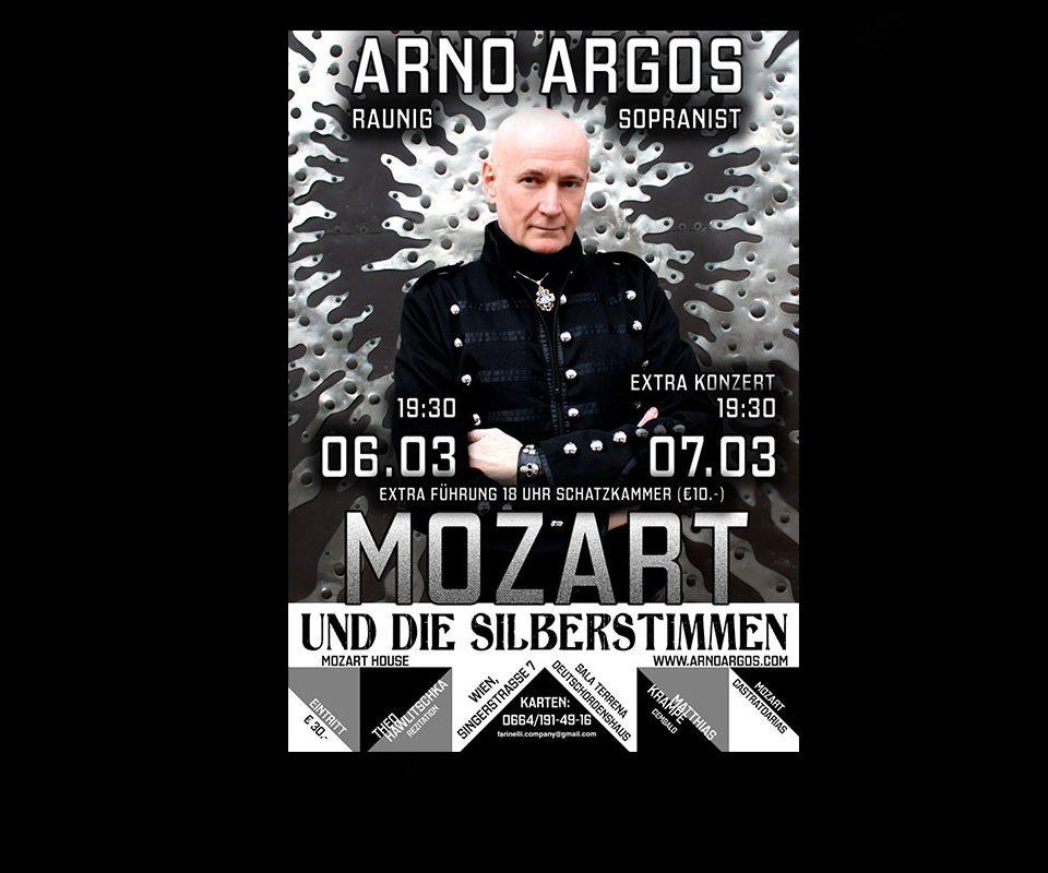 Arno Argos Mozart Sala Terrena Deutschordenshaus