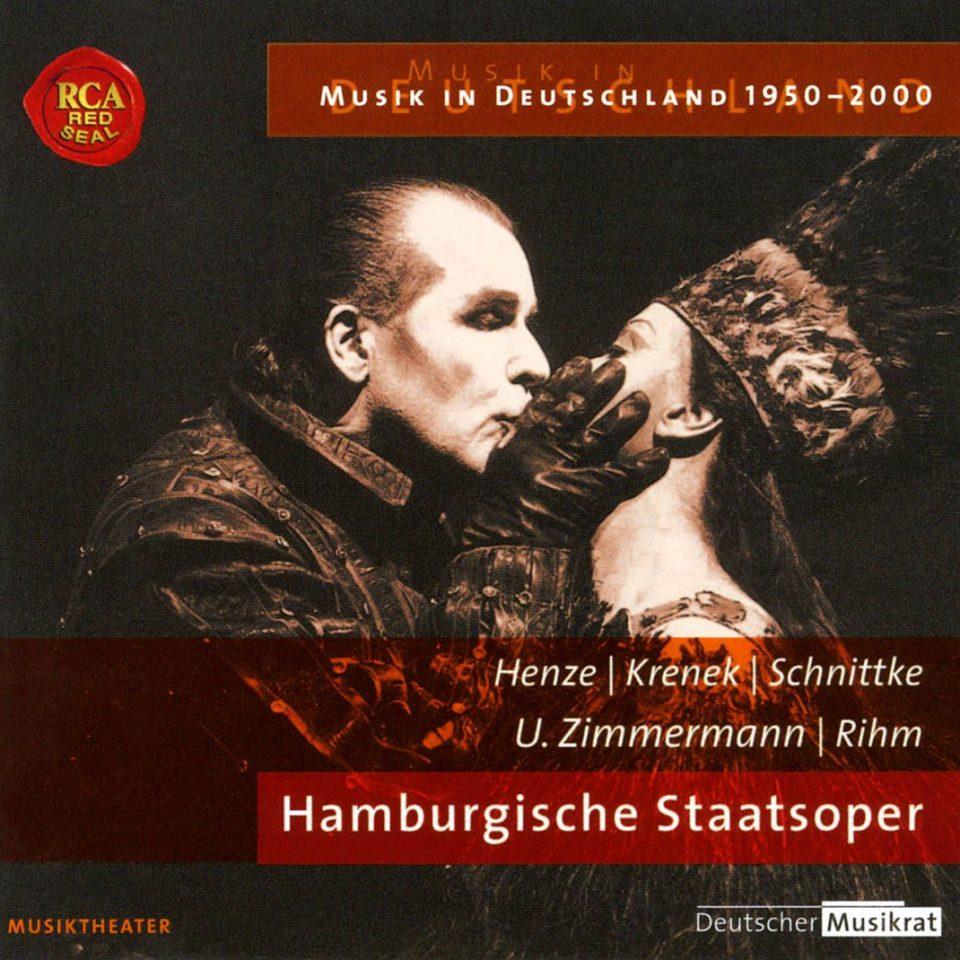 Musik in Deutschland 1950-2000, Vol. 128: Musiktheater: Hamburgische Staatsoper Arno Argos Raunig