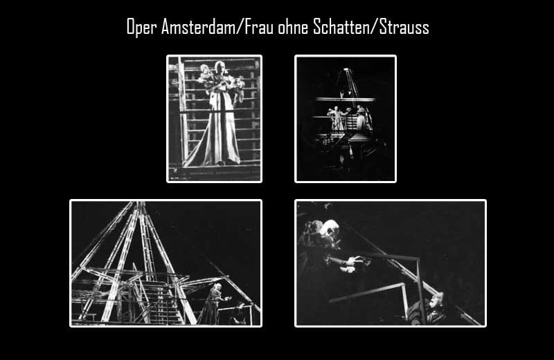 DIE FRAU OHNE SCHATTEN. Richard Strauss with Arno Argos Raunig