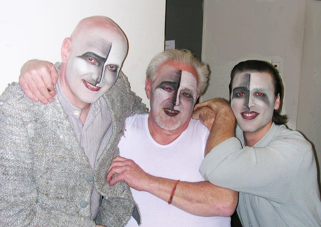 Schlafes Bruder Stadttheater Klagenfurt Arno Argos Raunig