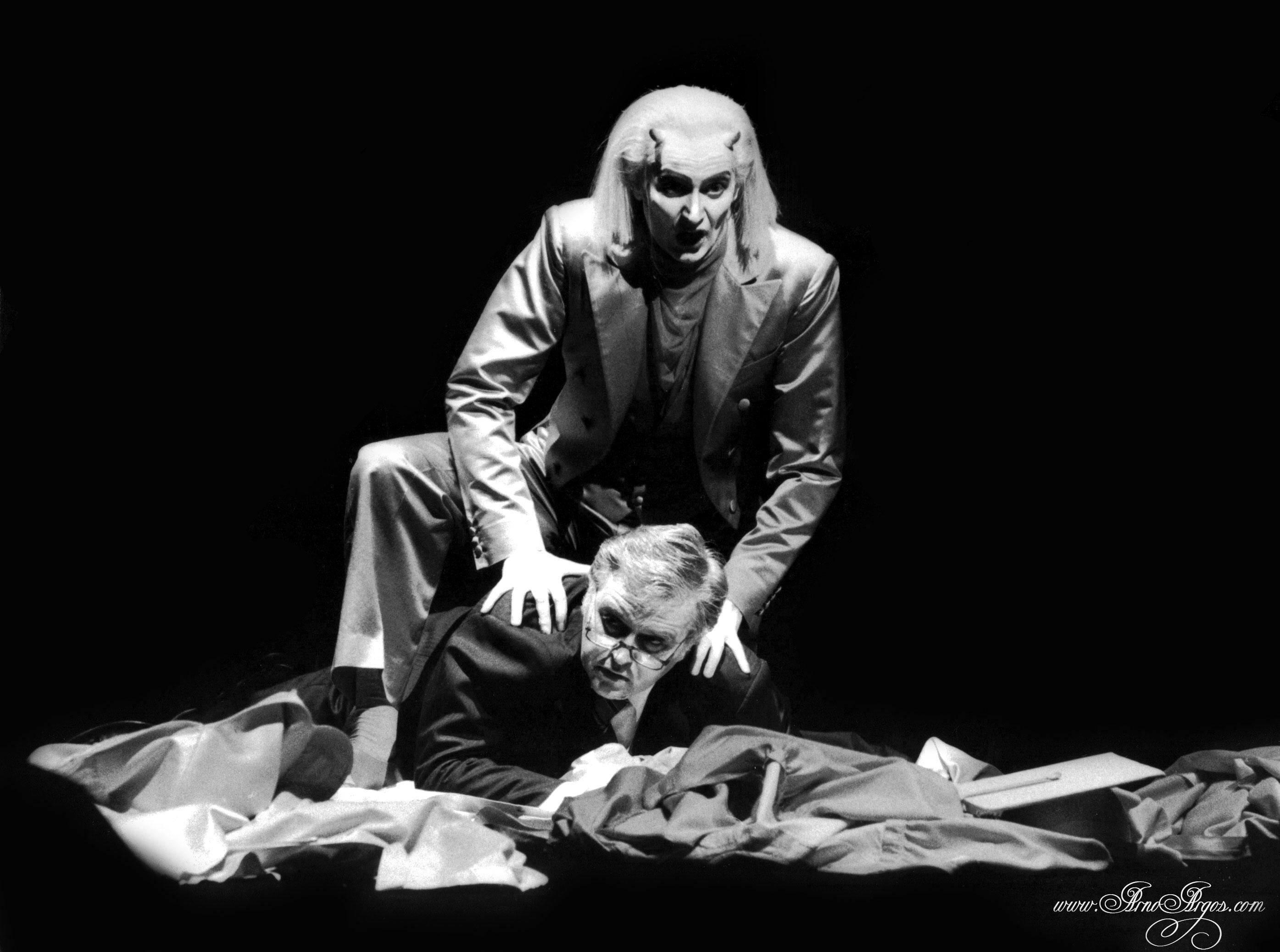 Opera Arno Argos Raunig sopranist