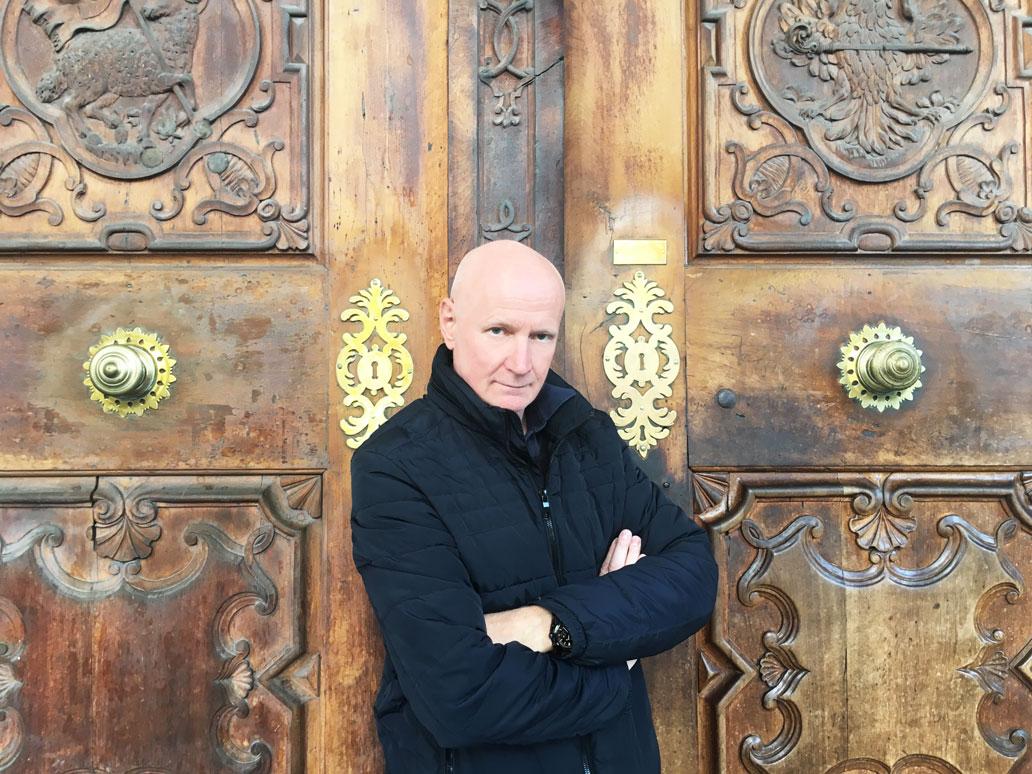 Farinelli versus Händel Ein Gespräch mit Arno Argos Raunig