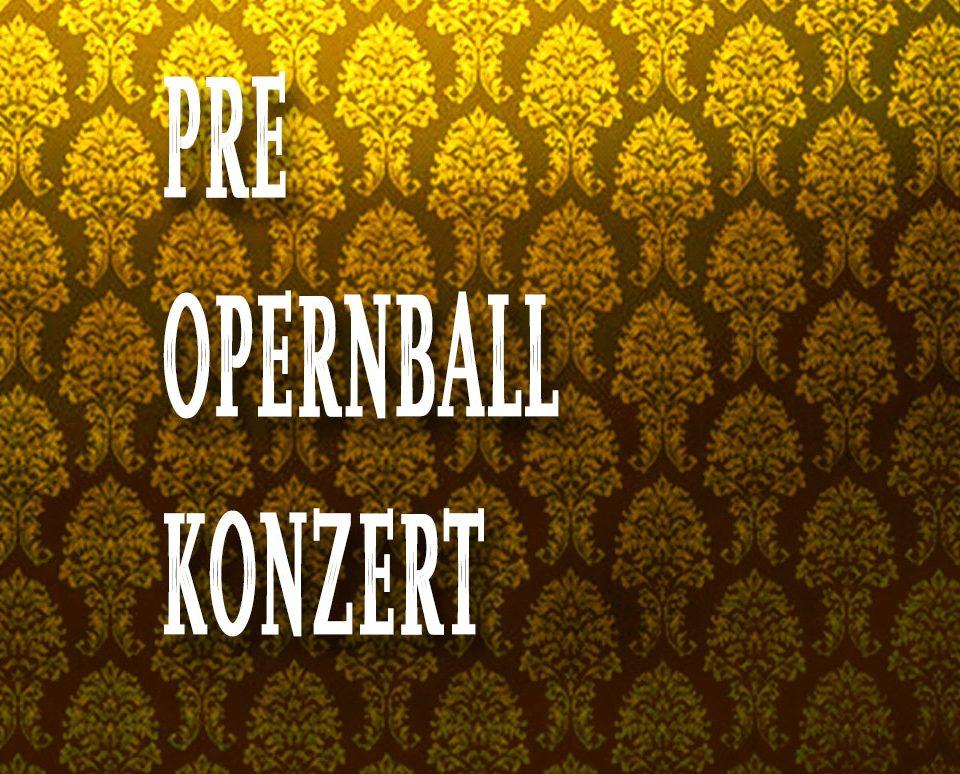 Pre–Opernball–Konzert 2019