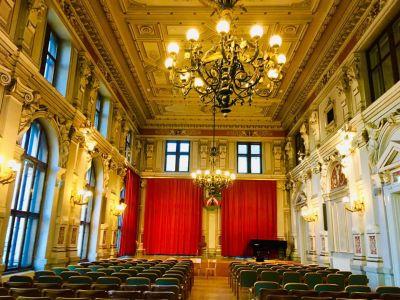 Arno Argos Raunig und Freunde, Borromäus-Saal, Wien