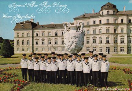 Wiener Sängerknaben mit Arno Argos Raunig