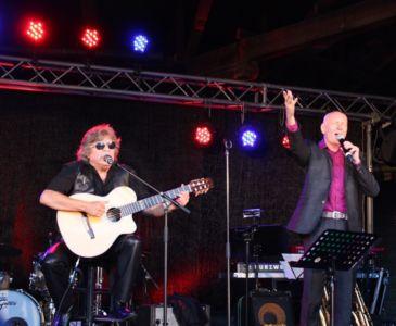 Arno Argos Raunig & Jose Feliciano