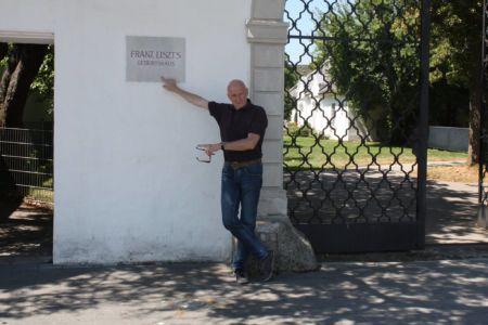 Arno Raunig Home Franz Liszt 01