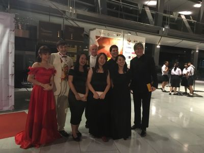Arno Argos Raunig Carmina Burana Carl Orff Bangkok Photo Session 2016