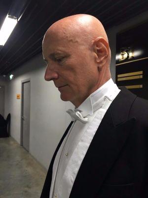 Arno Argos Raunig Carmina Burana Carl Orff Bangkok backstage 2016
