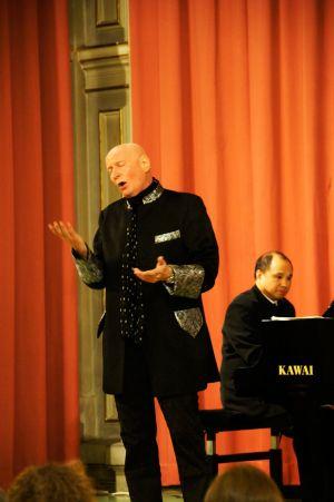 Pre–Opernball–Konzert Arno Argos Raunig