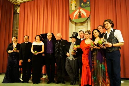Pre–Opernball–Konzert  Arno Argos Raunig Und Freunde