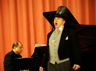 Pre–Opernball–Konzert Andrea Martin