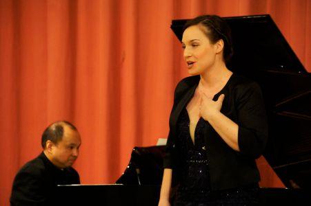 Pre–Opernball–Konzert Anna Manske