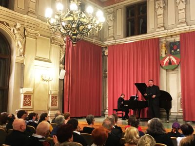 Pre–Opernball–Konzert Theo Hawlitschka