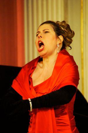 Pre–Opernball–Konzert Ute Ziemer