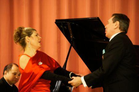 Pre–Opernball–Konzert Ute Ziemer & Peter Widholz