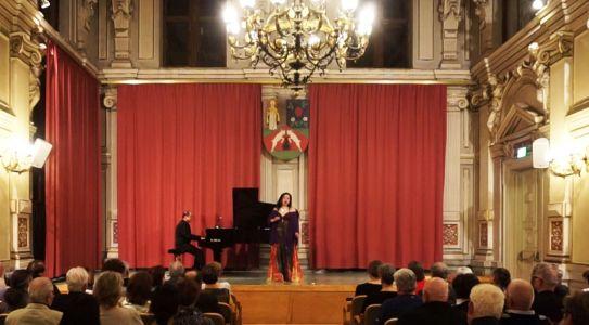 Pre–Opernball–Konzert Yuko Mitani