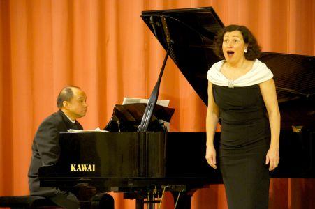 Pre–Opernball–Konzert Monica Theiss-Eröd