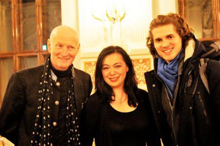 Backstage Pre–Opernball–Konzert  Arno Argos Raunig Und Freunde