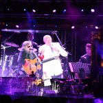 European Tour Arno Argos Raunig with Jose Feliciano