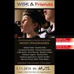 WSK & friends mit Arno Argos Raunig