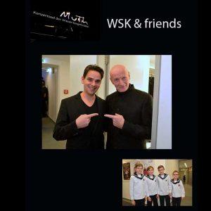 Die Freunde der Wiener Sängerknaben (photos)
