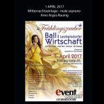 Ball der Leobersdorfer Wirtschaft 1 April 2017