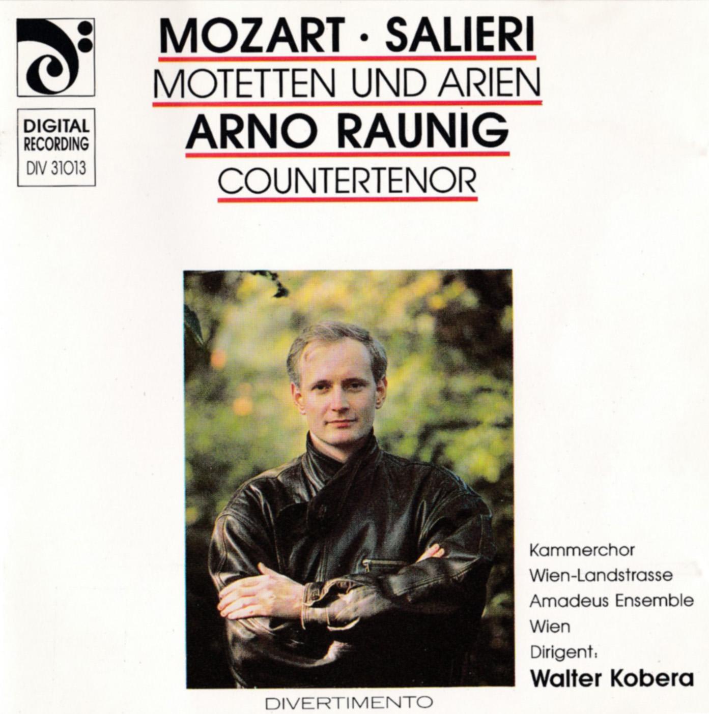 Mozart Salieri Arno Raunig