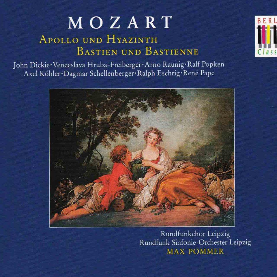 Mozart W.A. Apollo und Hyazinth