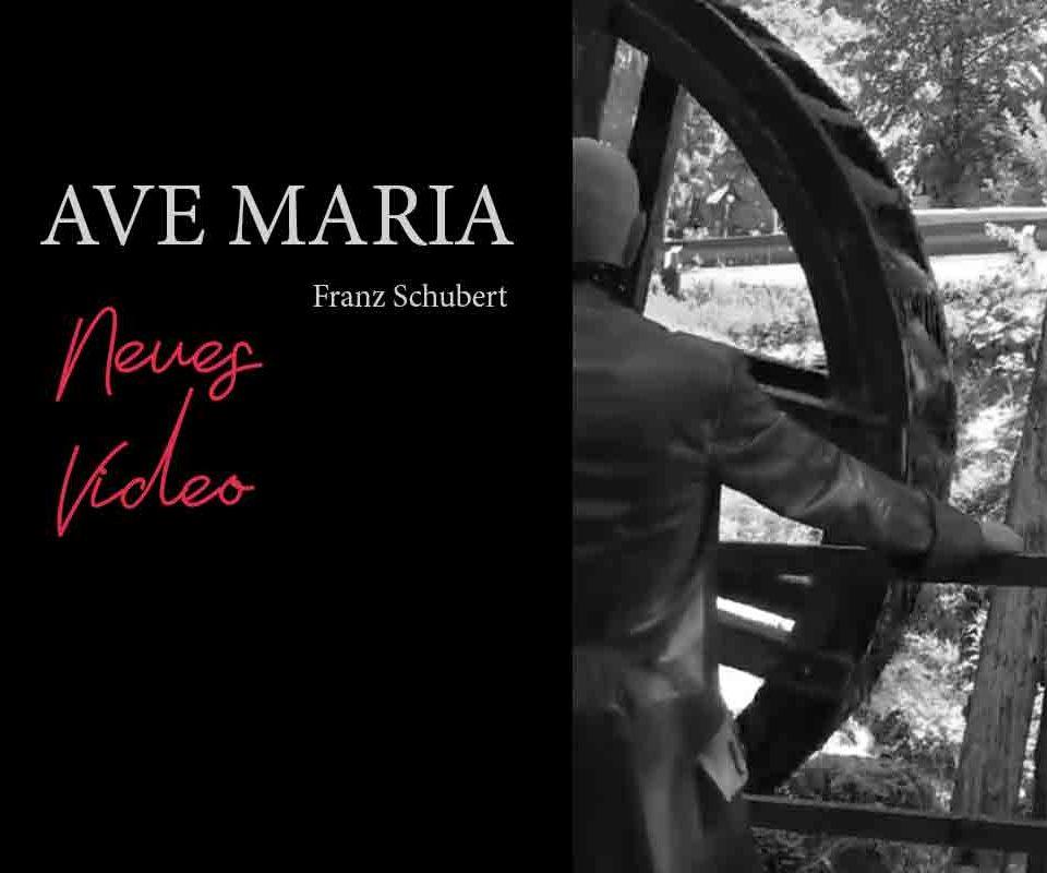 Ave Maria Franz Schubert Arno Argos Raunig male-soprano