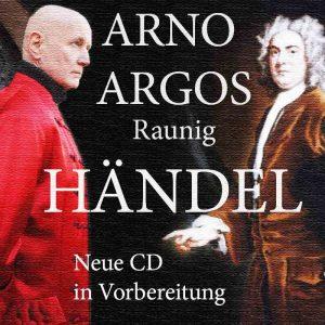 Neue Händel – CD in Vorbereitung