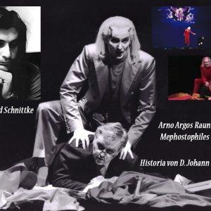 Erinnerung an Alfred Schnittke