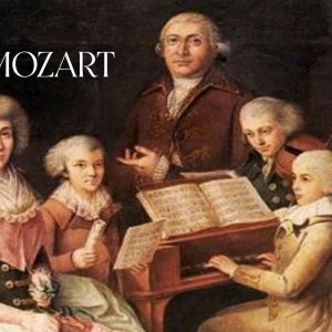 "Wolfgang Amadeus Mozart ""Exsultate, jubilate"" motette KV. 165 sopranist Arno Argos Raunig"