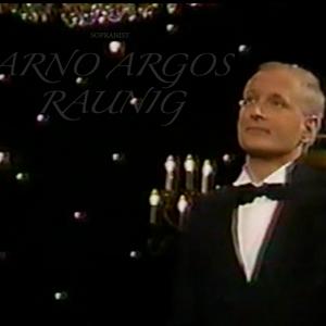 Rare Video – G.F. Händel «Rejoice» Arno Argos Raunig (sopranist)