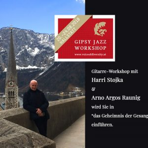 Gipsy Jazz Workshop Hallstatt