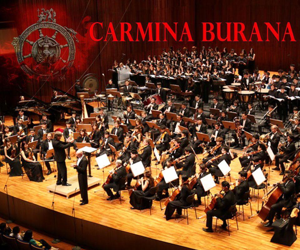 Carmina Burana Arno Argos Raunig countertenor sopranist