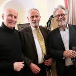 Exklusive Fotos vom Konzert mit Adi Hirschal und Arno Argos Raunig