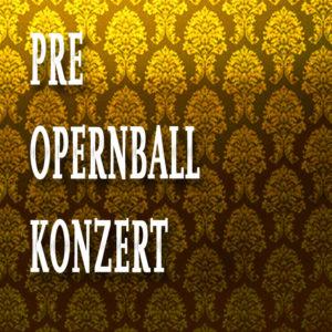 Pre–Opernball–Konzert – 22.2.2019